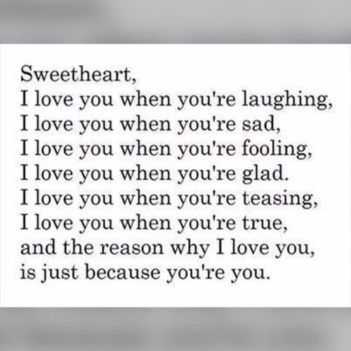 I Love You Because Quotes | 100 Reasons Why I Love You I Love You Because List