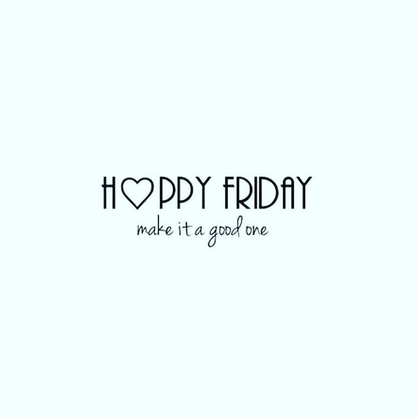 love happy friday quotes