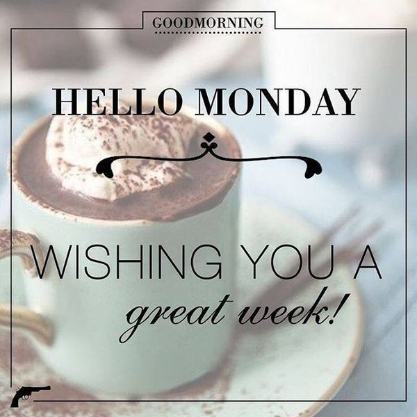Motivational monday quotes happy monday inspirational quotes 14 hello monday wishing you a great week m4hsunfo