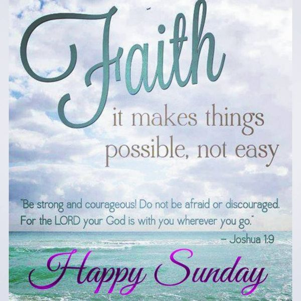 Blessings Quotes: Sunday Quotes, Happy Blessed Sunday Morning Quotes