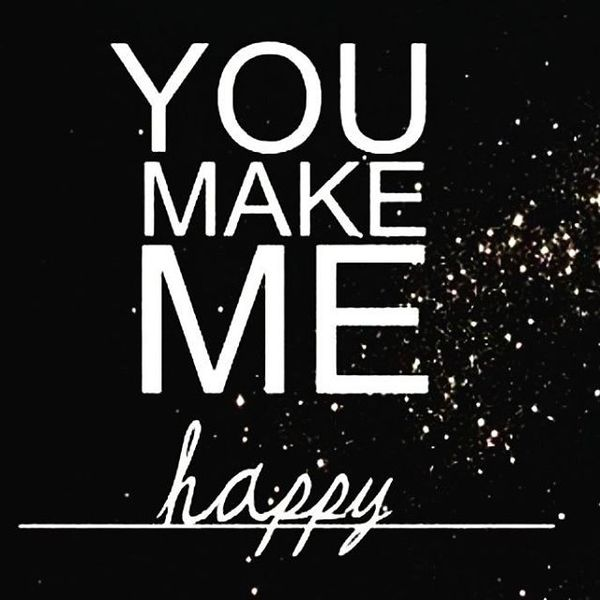 Image of: 3youmakemehappy Sweety Text Messages You Make Me Happy Quotes He Makes Me Feel Happy Images