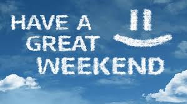 Image result for Great Weekend