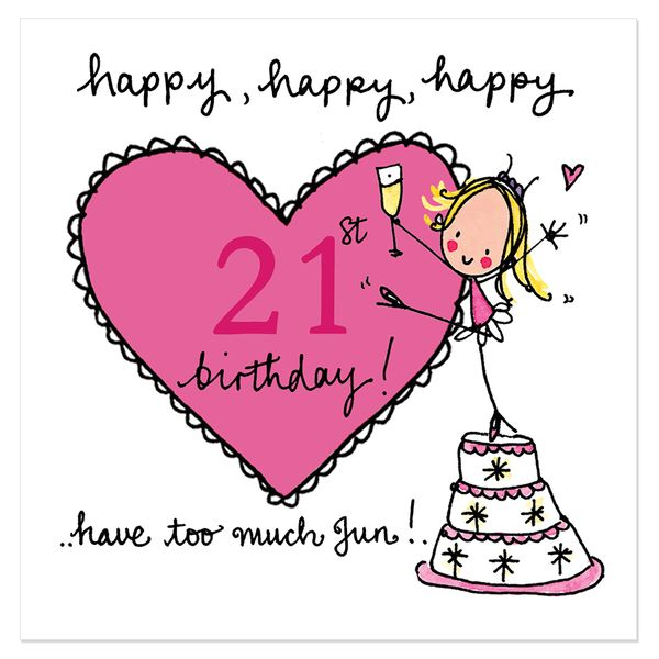 Inspirational Birthday Quotes and Wishes with Pictures – 21st Birthday Cards Messages