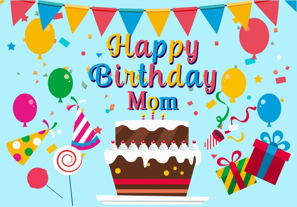 Happy Birthday Mother Pic