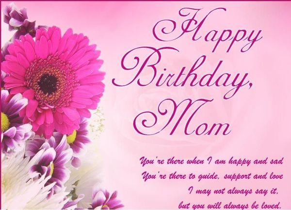 Happy Birthday Mom Quotes 2
