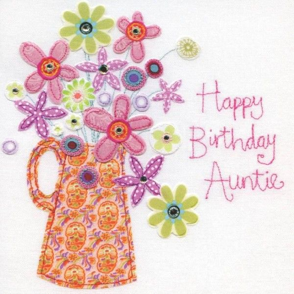 Happy Birthday Aunt Best Bday Quotes And Images For Auntie