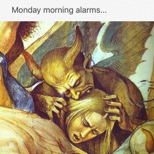 60 monday memes funny monday work memes for American horror story wall mural