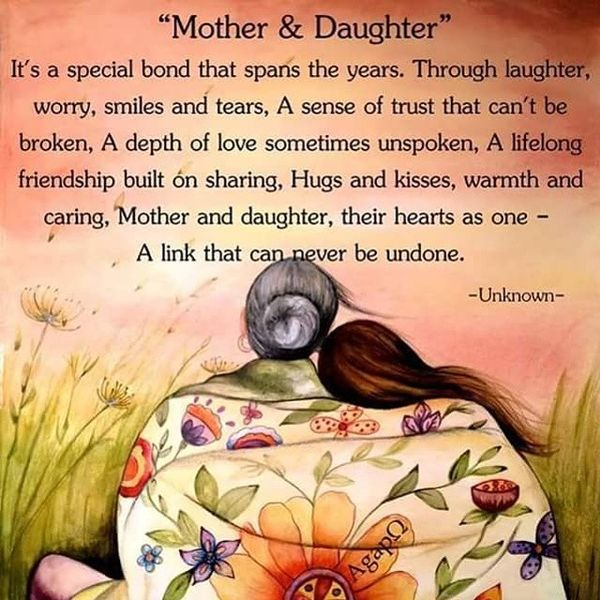 Exceptional Mother Daughter Relationship Quotes