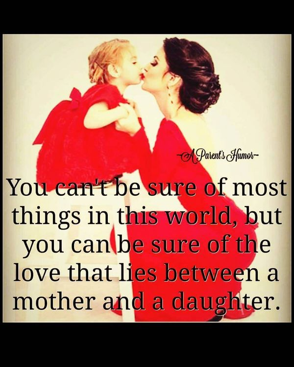 Quotes About Mothers And Daughters