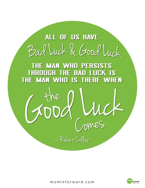 Good Luck Quotes Custom Inspirational Good Luck Quotes