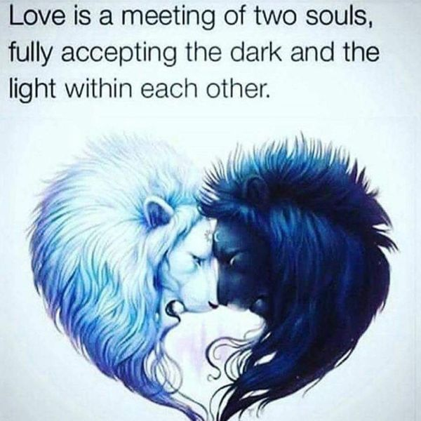 Love Each Other When Two Souls: Cute Short Love Quotes For Her And Him