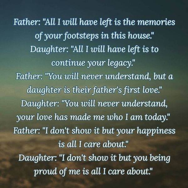 150 Father Daughter Quotes With Images