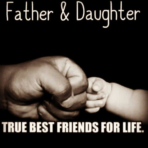 Great and Moving Father Daughter Quotes