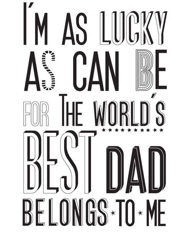 Awesome Father Daughter Quotes