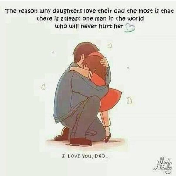 60 Father Daughter Quotes With Images Custom Father Love Quotes