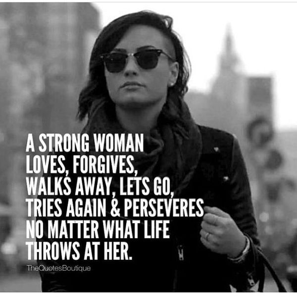 Tender Strong Women Quotes