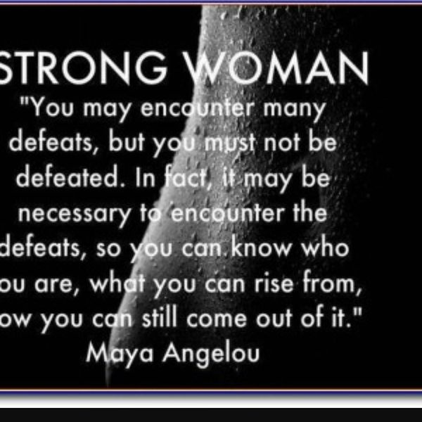Strong Superior Women Quotes