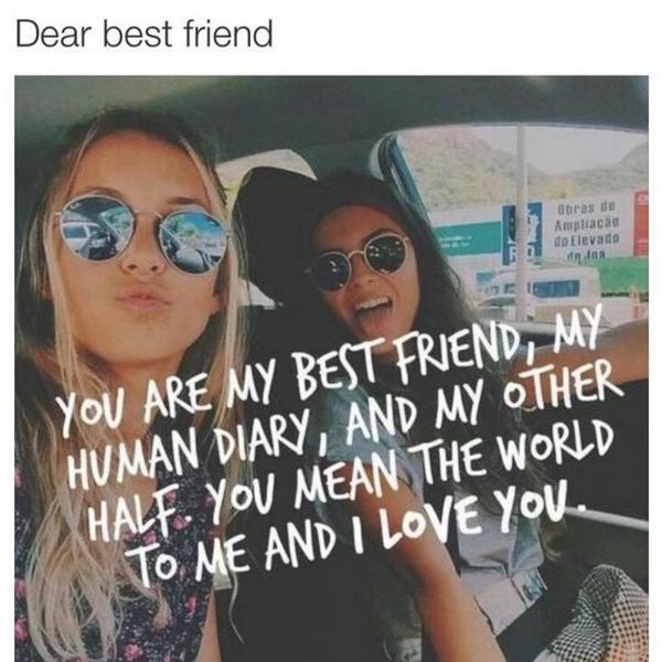 Our Friend Ship Its A Lofe Long Memories For Mi: Best Friend Memes To Keep Your Friendship Strong
