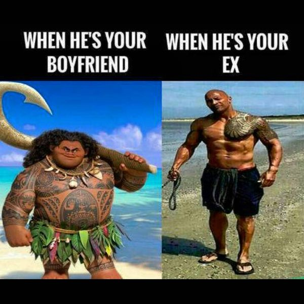 What ex boyfriend memes accept. The