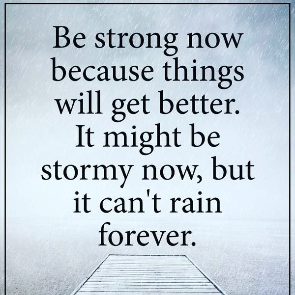 Terrific Great Quotes about Going through Hard Times and Staying Strong
