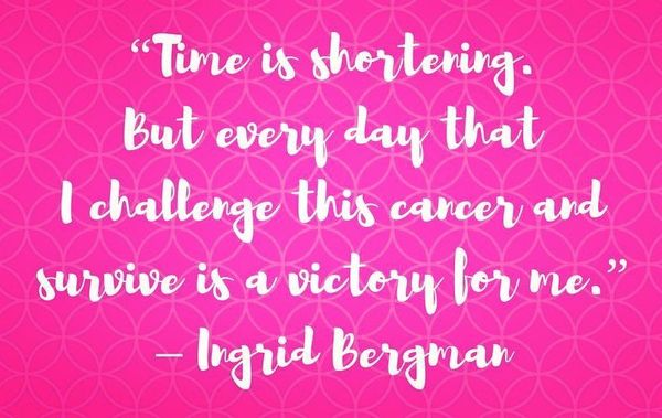 Fantastic Quotes about Staying Strong Through Cancer with Deep Sense