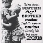 cool sibling picture with quotes