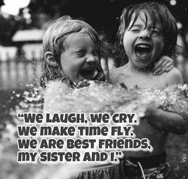 Happy Sister And Brothers Day: Sibling Quotes: 150 Best Sibling Sayings Ideas To Share