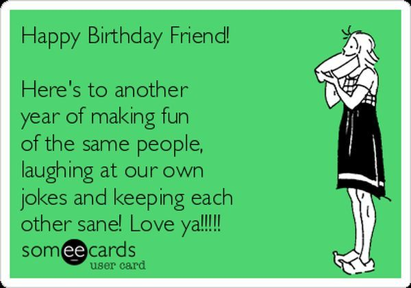 Funny Birthday Meme For Best Friend : Best friend birthday memes