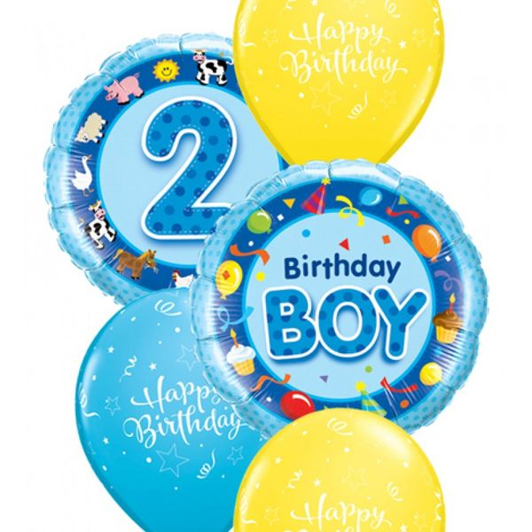 Awesome Happy 2nd Birthday Quotes