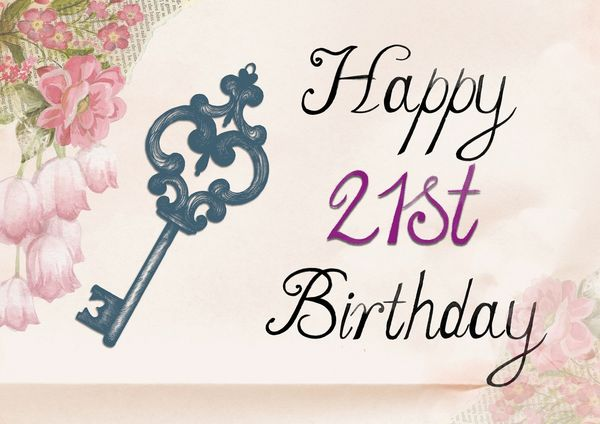 happy 21st birthday memes  quotes and funny images birthday girl clip art free images birthday girl clip art with crown