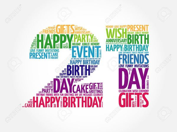 Happy 21st Birthday Quotes And Memes With Wishes
