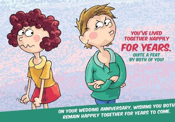 Funny Pictures for Wedding Anniversary 1