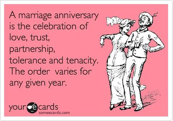 Happy Anniversary Parents Funny 2