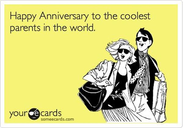 Happy Anniversary Parents Funny happy anniversary memes & funny wedding anniversary images