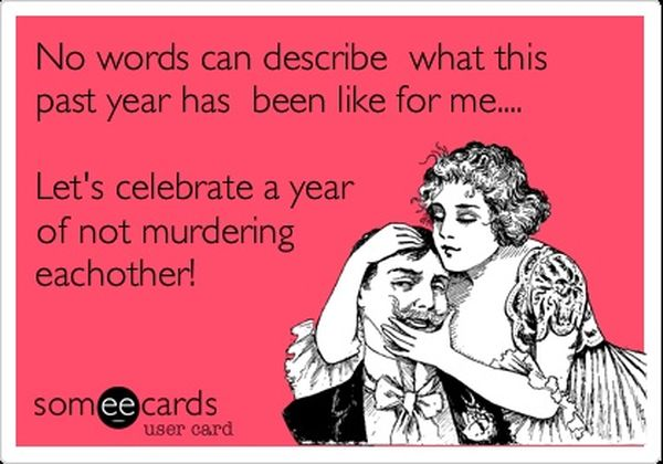 Year Anniversary Funny 2 happy anniversary memes & funny wedding anniversary images