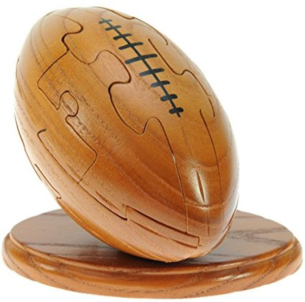 Rugby Ball 3D Jigsaw Puzzles for Grown Ups and Children