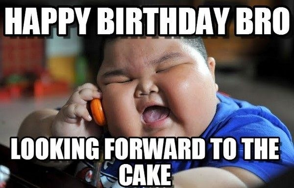 17 Cute Happy Birthday Meme Devoted to Brother happy birthday meme, best funny bday memes