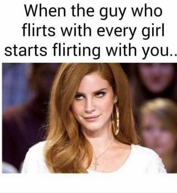 flirting quotes to girls meme face pictures