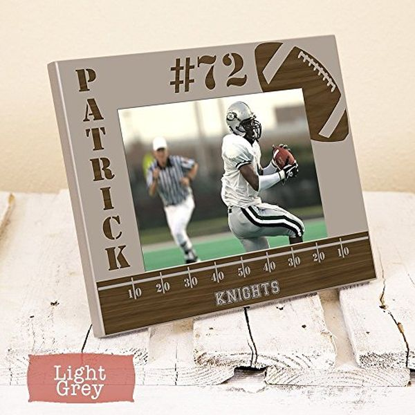 Personalized Football Frame