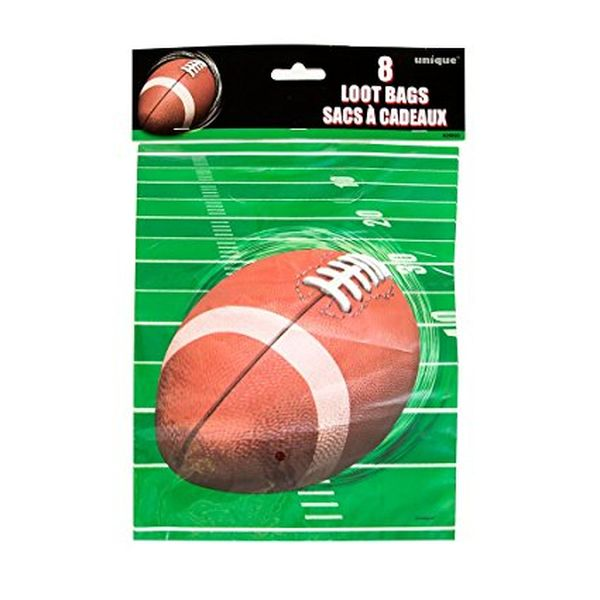 Football Party Goodie Bags