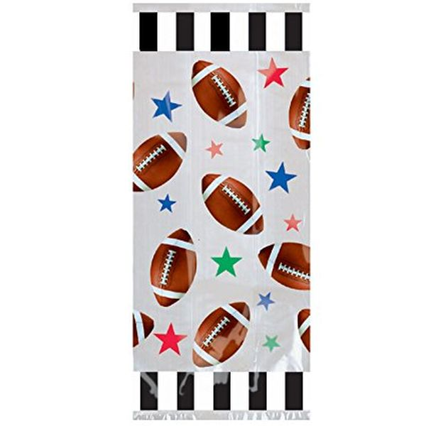 Football Party Favors Bag