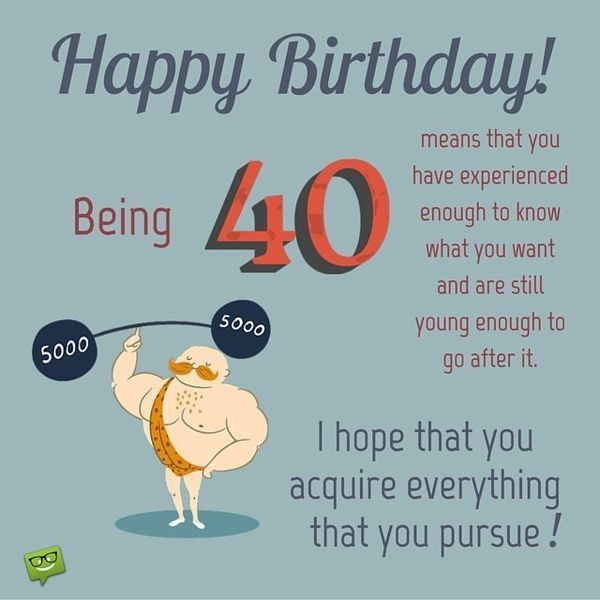 Cool Wonderful Meme for Happy 40th Birthday
