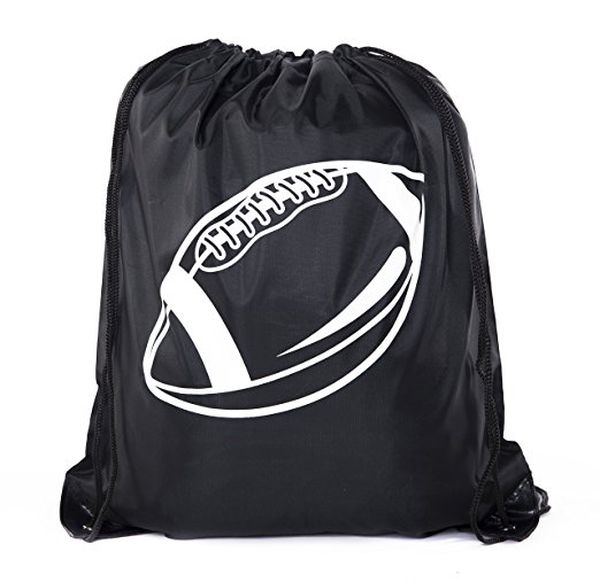 Drawstring Gift Bags with Logo for Bdays