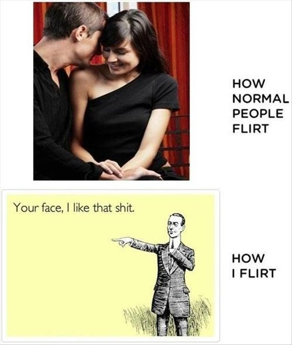 flirting signs texting pictures funny people pictures