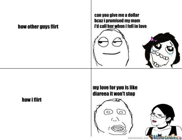flirting memes with men pictures funny pics women