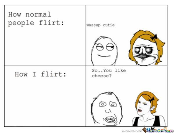 flirting memes sarcastic faces quotes: