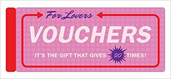 Knock Knock Vouchers for Lovers: 20 Unique Coupons to Treat Your Man