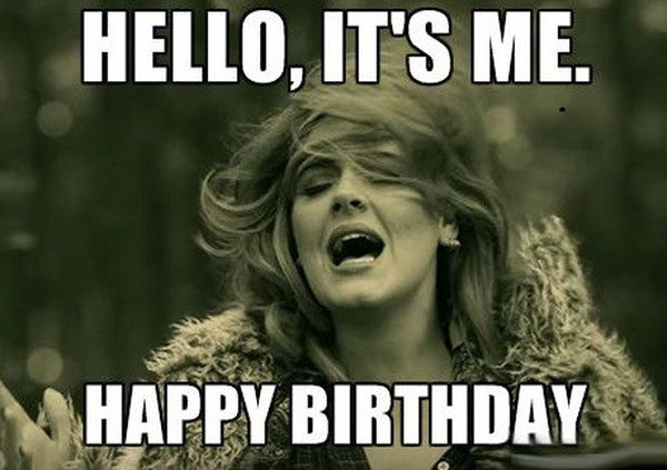 62 Best Samples of Happy Birthday Meme happy birthday meme, best funny bday memes