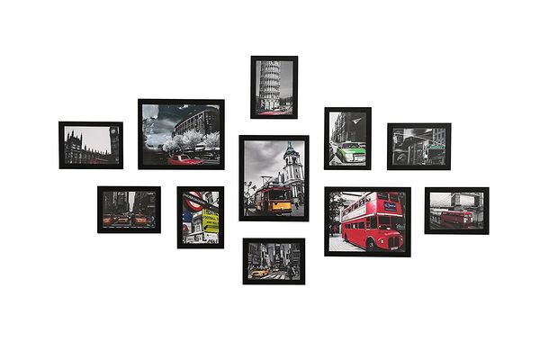 Wall Photo Frames With Real Glass