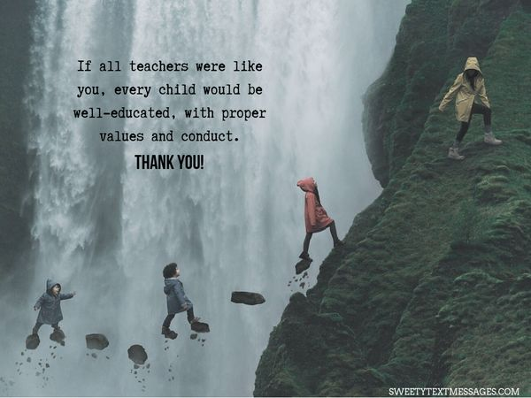 Popular Thank You Quotes to Teachers from Parents